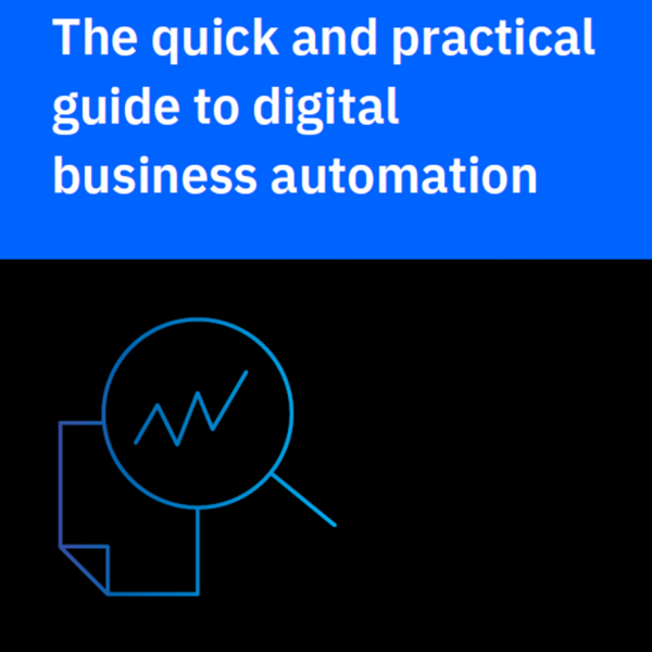The Quick and Practical Guide to Digital Business Automation